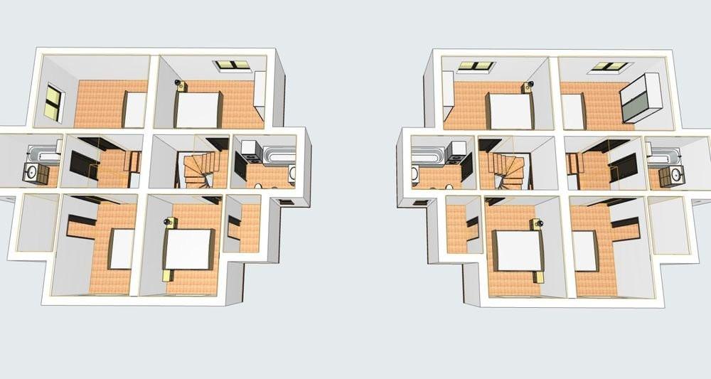 Duplex Giarmata Mare   De vanzare   4 camere  2021   7