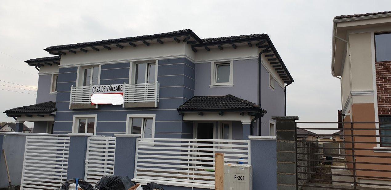 Casa tip duplex 4 camere de vanzare Mosnita Noua 2