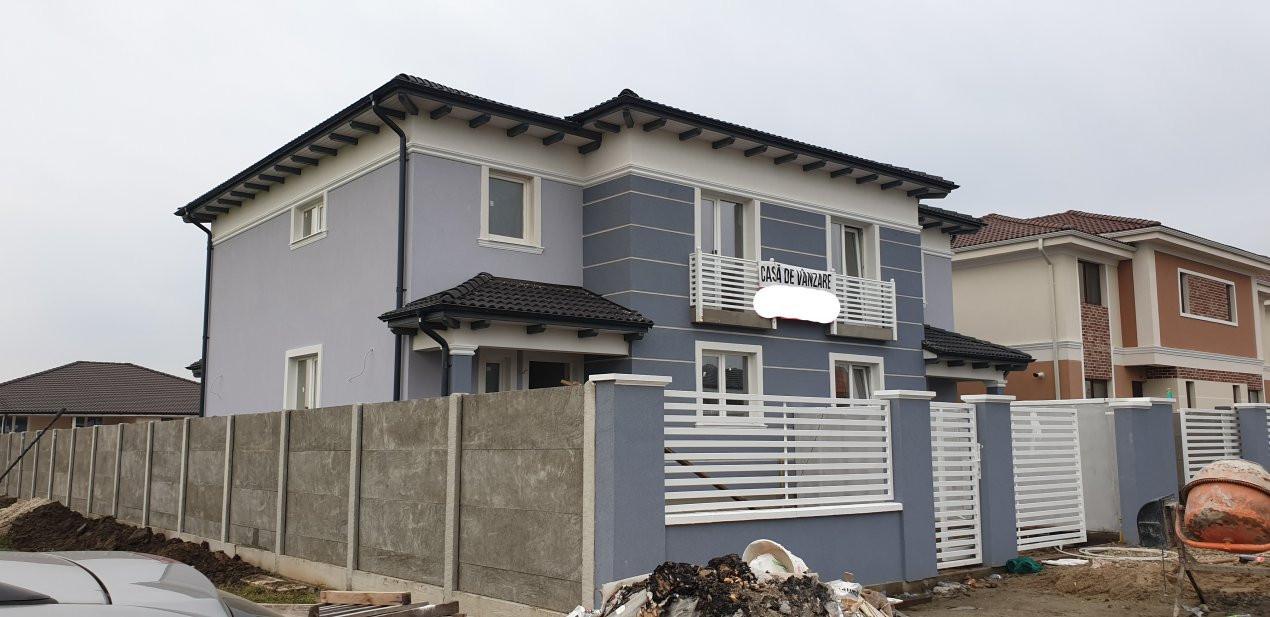 Casa tip duplex 4 camere de vanzare Mosnita Noua 3