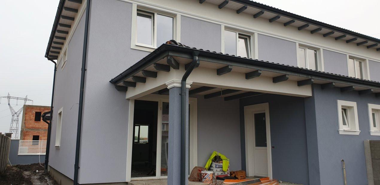 Casa tip duplex 4 camere de vanzare Mosnita Noua 4