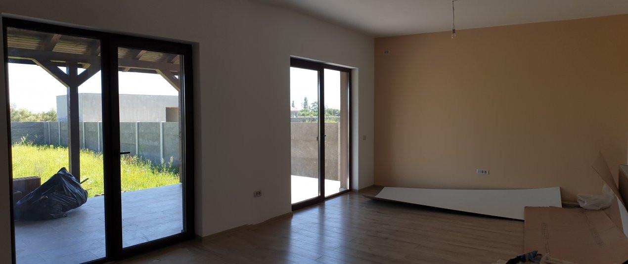 Duplex de inchiriat 4 camere Mosnita Noua 7