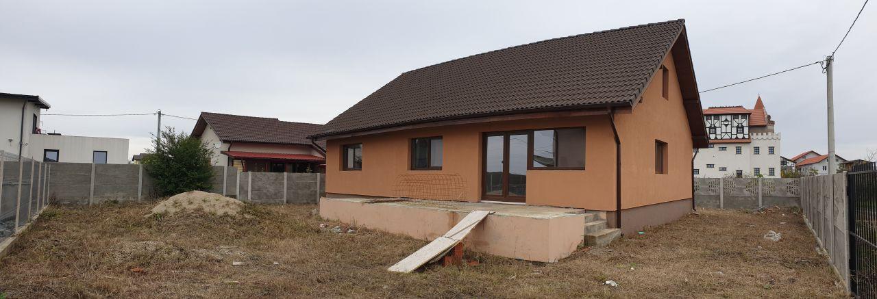 Casa individuala de vanzare 5 camere in Mosnita Noua - ID V153 5