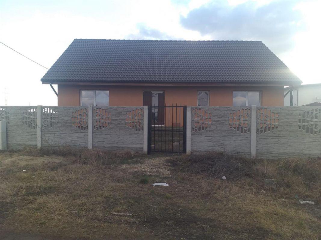 Casa individuala de vanzare 5 camere in Mosnita Noua - ID V153 1