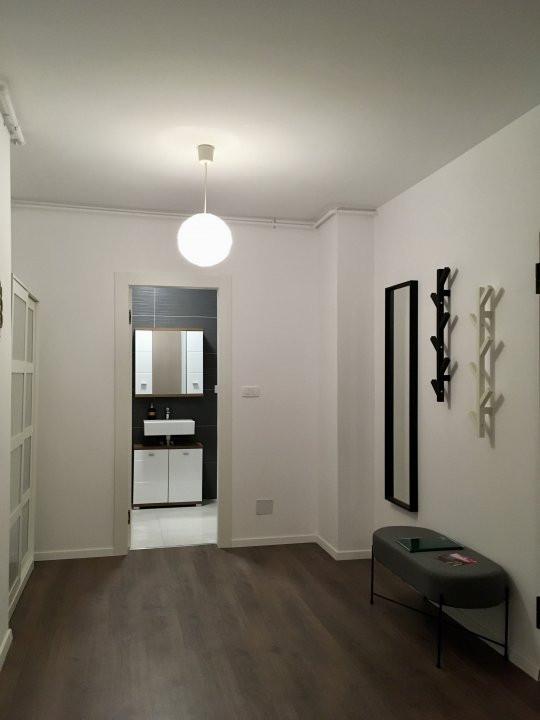 Apartament cu 1 camera decomandat, de inchiriat, zona Torontalului. 9