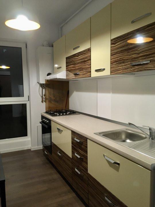 Apartament cu 1 camera decomandat, de inchiriat, zona Torontalului. 11
