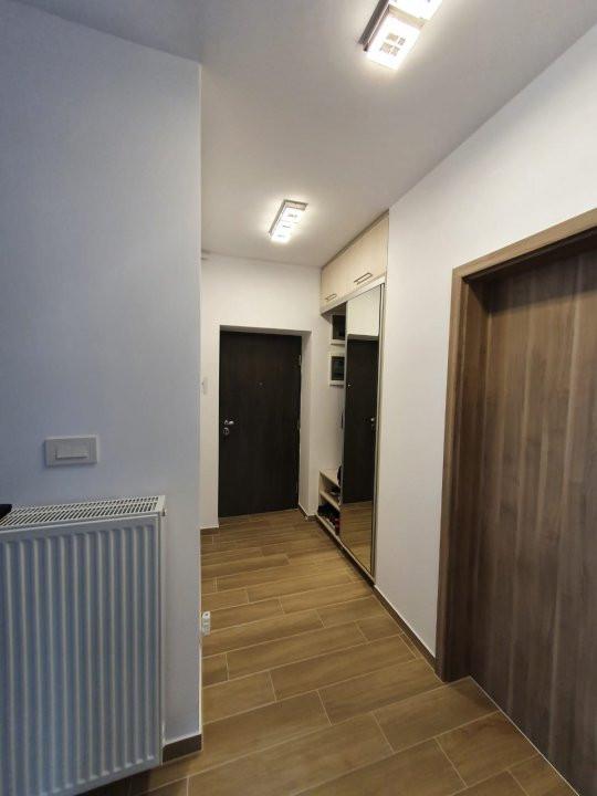 Apartament cu 2 camere, decomandat, de vanzare, zona Torontalului. 8