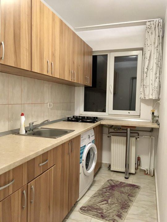 Apartament cu 2 camere, semidecomandat, de vanzare, zona Dacia. 7