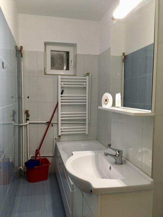 Apartament cu 2 camere, semidecomandat, de vanzare, zona Dacia. 8