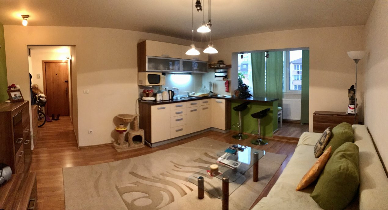 Apartament cu 2 camere, complet renovat, de vanzare, zona Sagului 6
