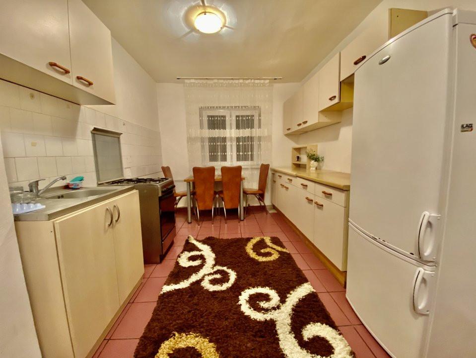 Apartament 2 camere | De inchiriat | Semidecomandat | 9