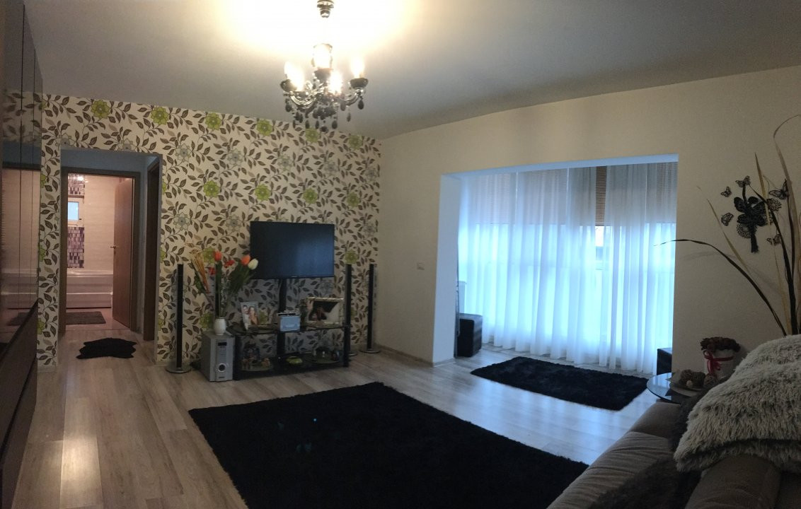 Apartament cu 2 camere, semidecomandat, de vanzare, zona Aradului. 1