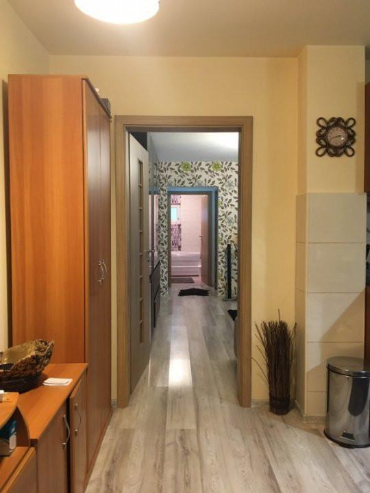 Apartament cu 2 camere, semidecomandat, de vanzare, zona Aradului. 10