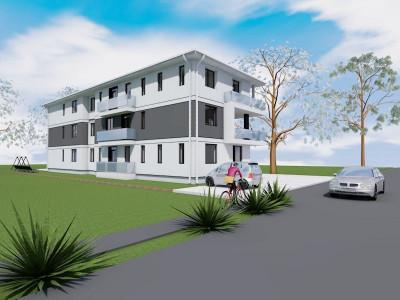 Apartament 3 camere de vanzare Dumbravita - ID V107
