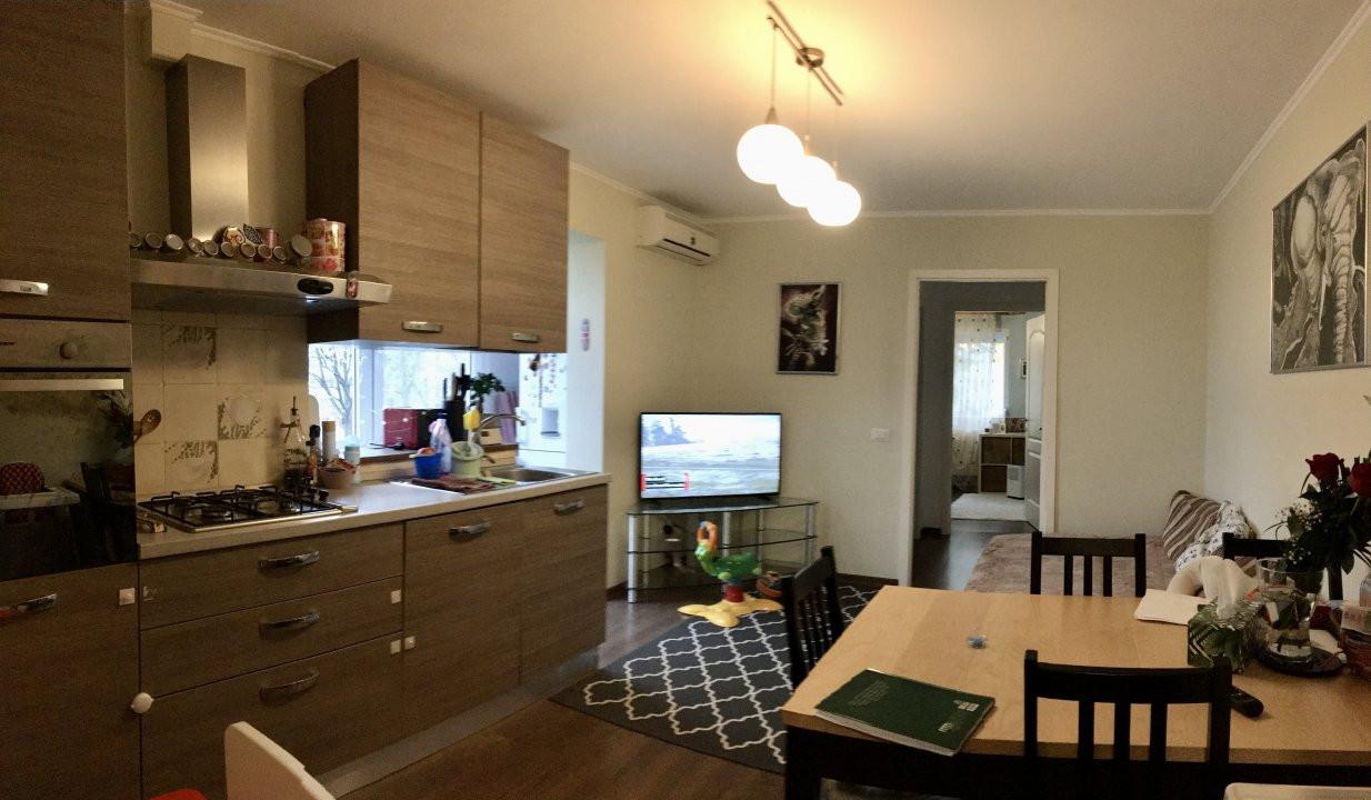Apartament cu 2 camera, semidecomandat, de vanzare, zona Gheorghe Lazar. 1