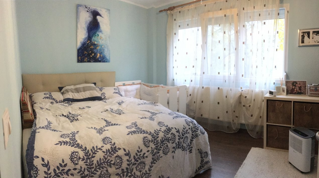 Apartament cu 2 camera, semidecomandat, de vanzare, zona Gheorghe Lazar. 11