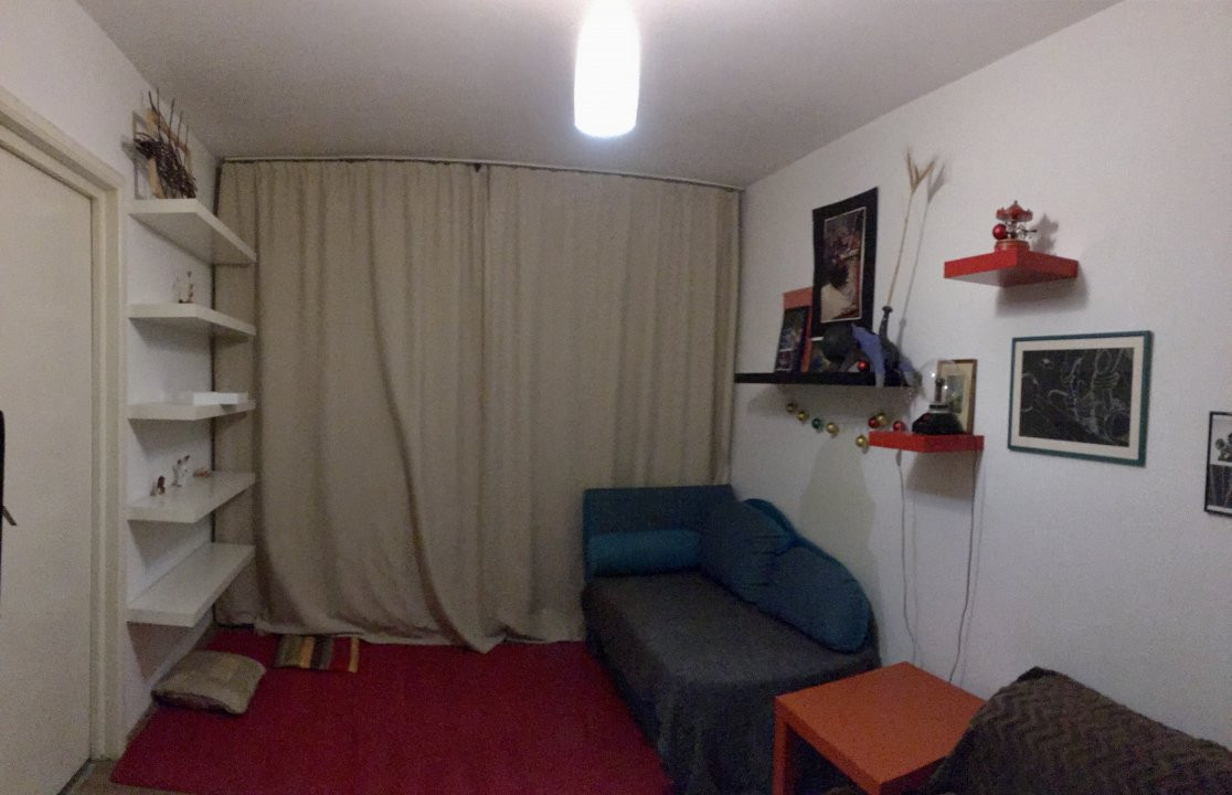 Apartament cu 2 camere, semidecomandat, de inchiriat, zona Dacia. 3