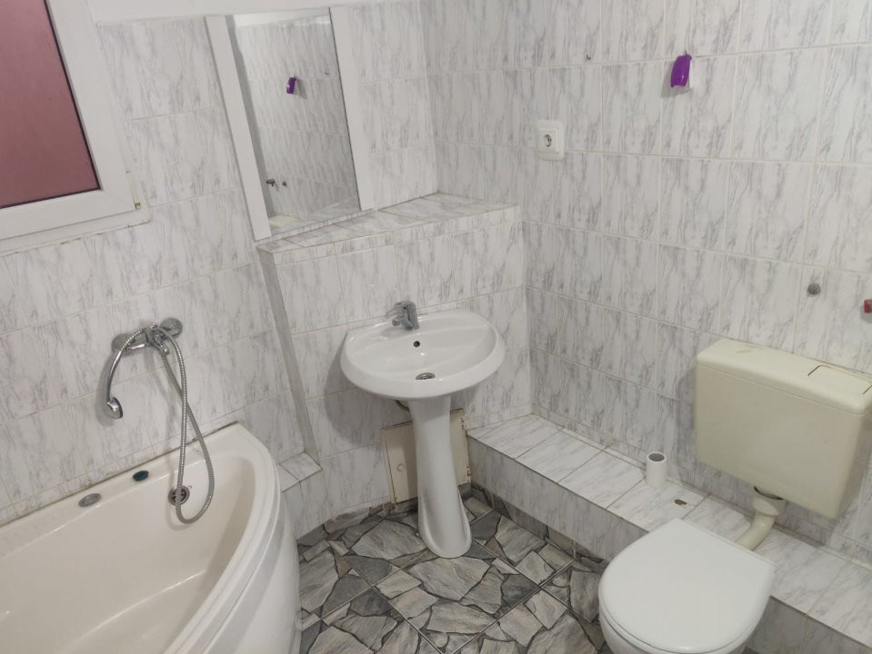 Apartament cu 2 camere, decomandat, de inchiriat, Calea Lipovei 7