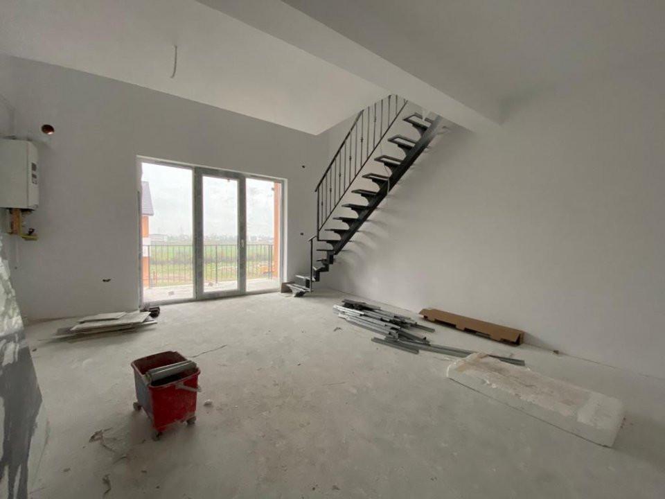 Apartament trei camere | Doua Nivele Et.3+M | Bloc Nou | Loc de parcare inclus 1