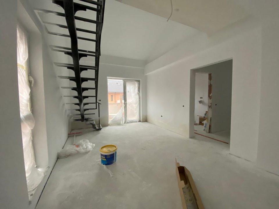 Apartament trei camere   Doua Nivele Et.3+M   Bloc Nou   Loc de parcare inclus 6