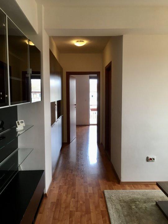 Apartament cu 2 camera, semidecomandat, de inchiriat, zona Lipovei. 9