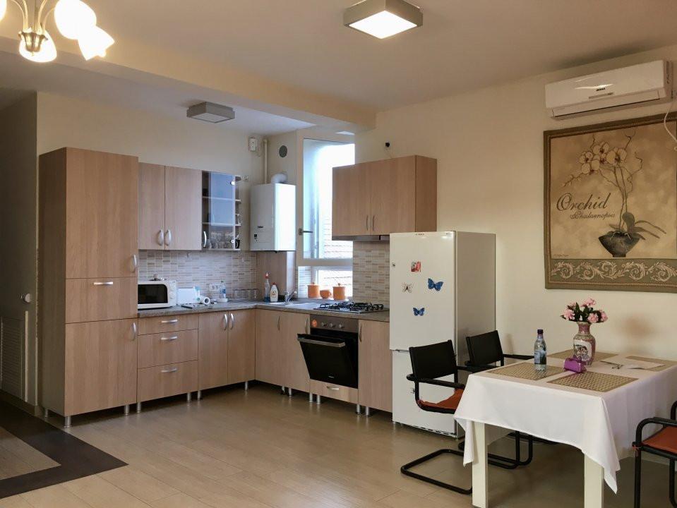 Apartament cu 2 camera, semidecomandat, de inchiriat, zona Lipovei. 10