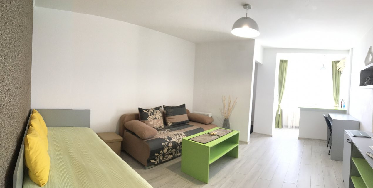 Apartament cu 1 camera, decomandat, de vanzare, zona Take Ionescu. 2