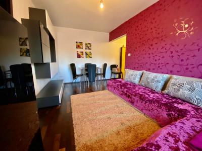 Apartament 2 camere, de inchiriat, vis-a-vis de Spitalul Judetean