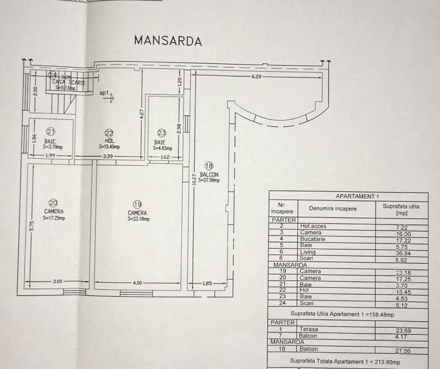 Casa 4 camere de vanzare in MOSNITA VECHE - ID V92 27