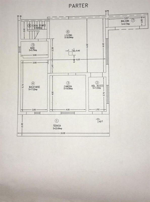 Casa 4 camere de vanzare in MOSNITA VECHE - ID V92 28