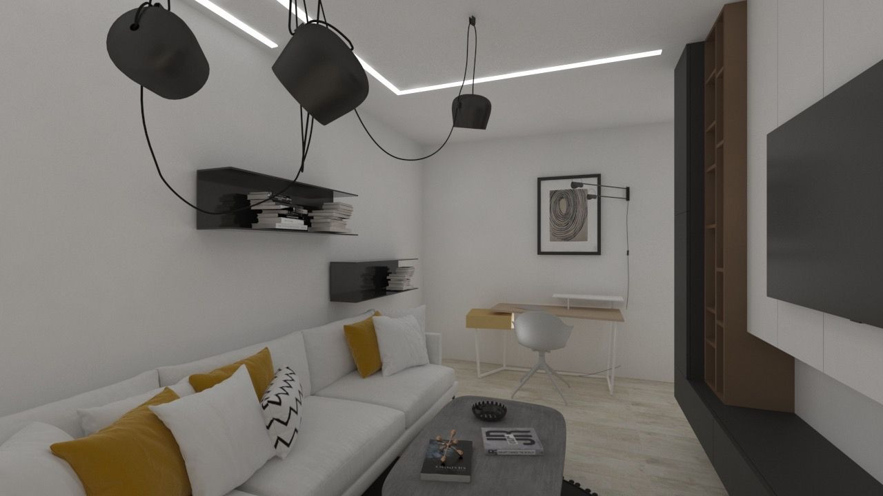 Apartament 2 camere de vanzare in Braytim - ID V116 4