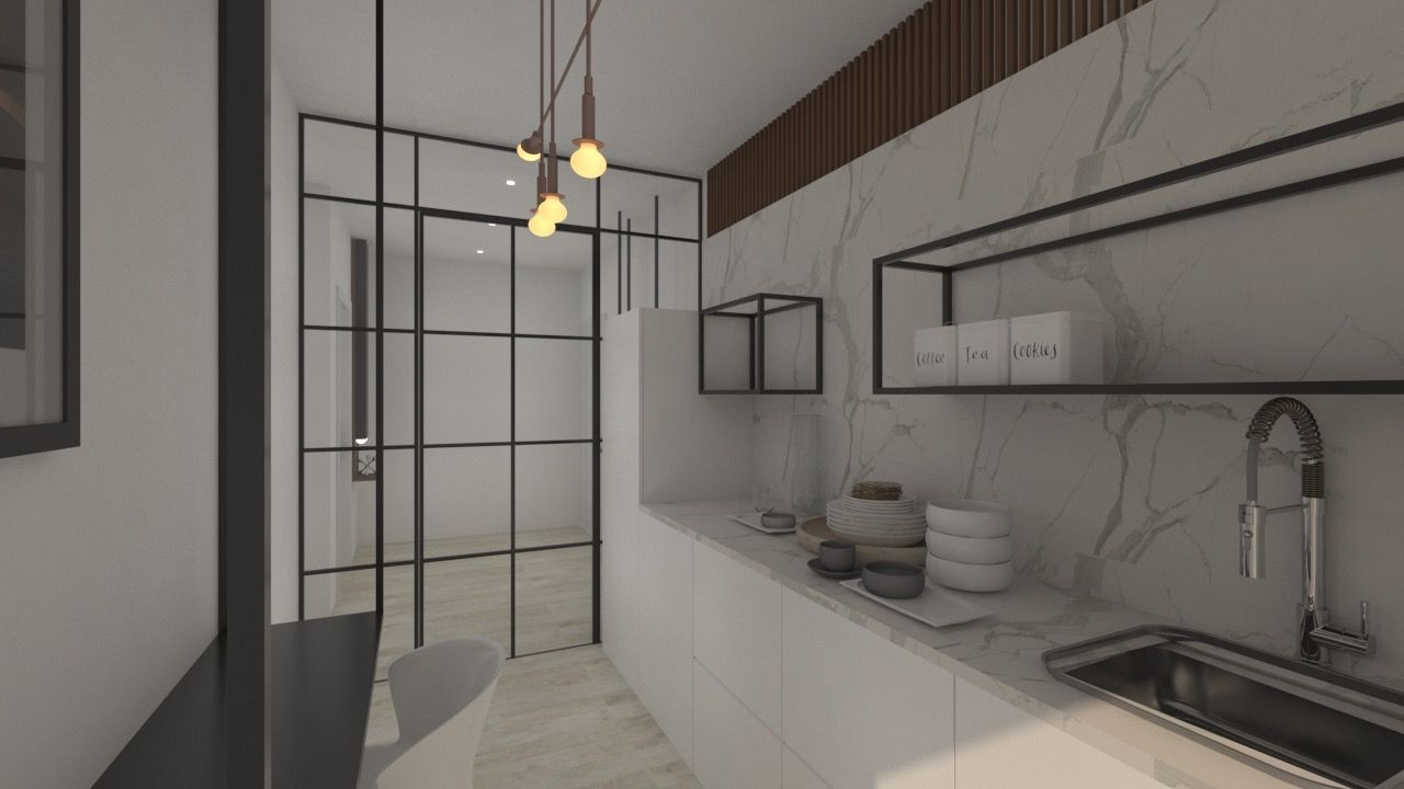 Apartament 2 camere de vanzare in Braytim - ID V116 20