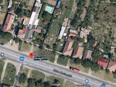 De vanzare - Teren Calea Buziasului - la drum