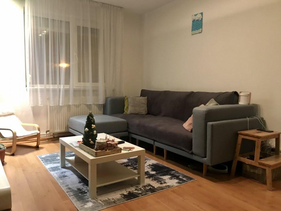 Apartament cu 3 camere, de vanzare, zona Dacia 3
