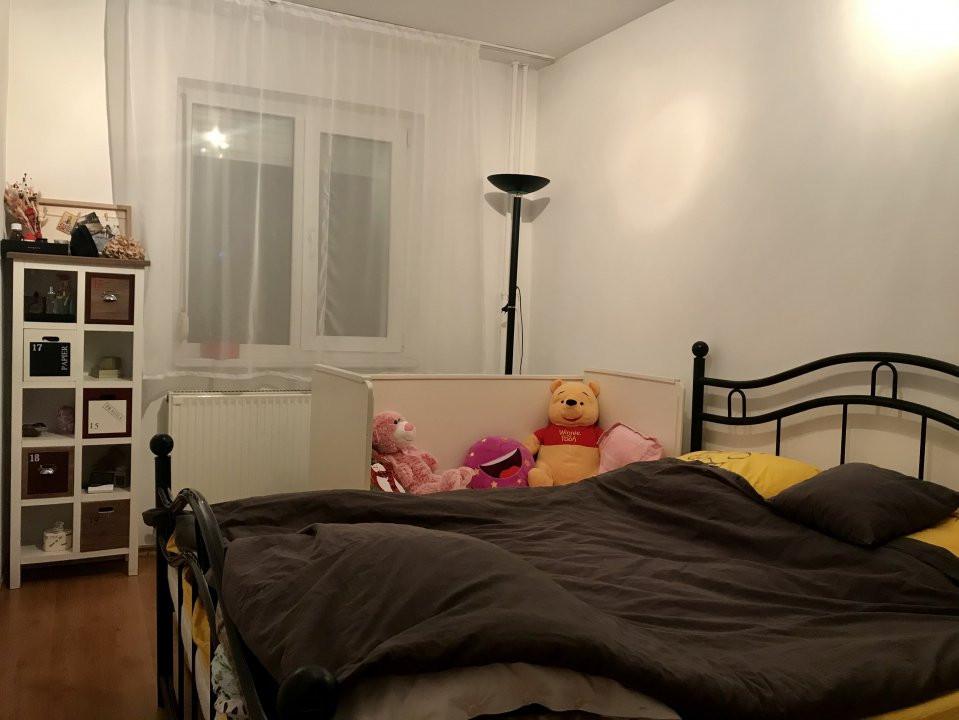 Apartament cu 3 camere, de vanzare, zona Dacia 9