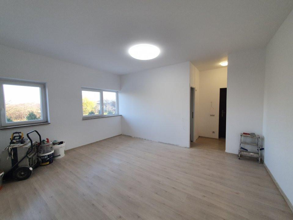 Apartament cu terasa si gradina de vanzare in Sanandrei - V941 2