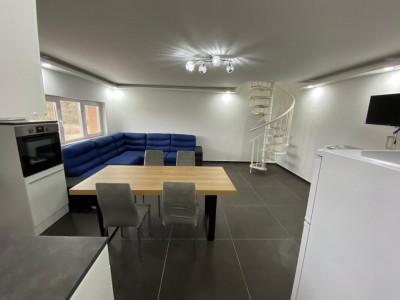 Apartament lux pe 2 nivele, cu 3 camere, prima inchiriere , zona Dumbravita