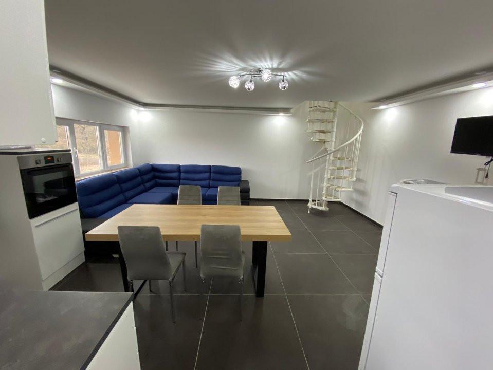 Apartament lux pe 2 nivele, cu 3 camere, prima inchiriere , zona Dumbravita 1