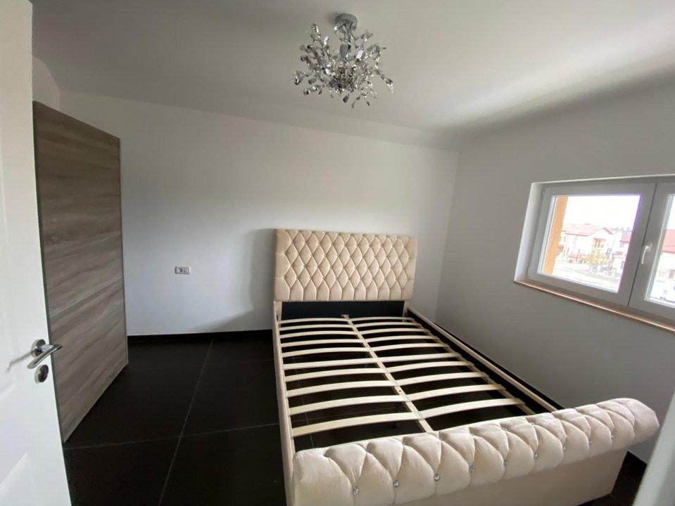Apartament lux pe 2 nivele, cu 3 camere, prima inchiriere , zona Dumbravita 9