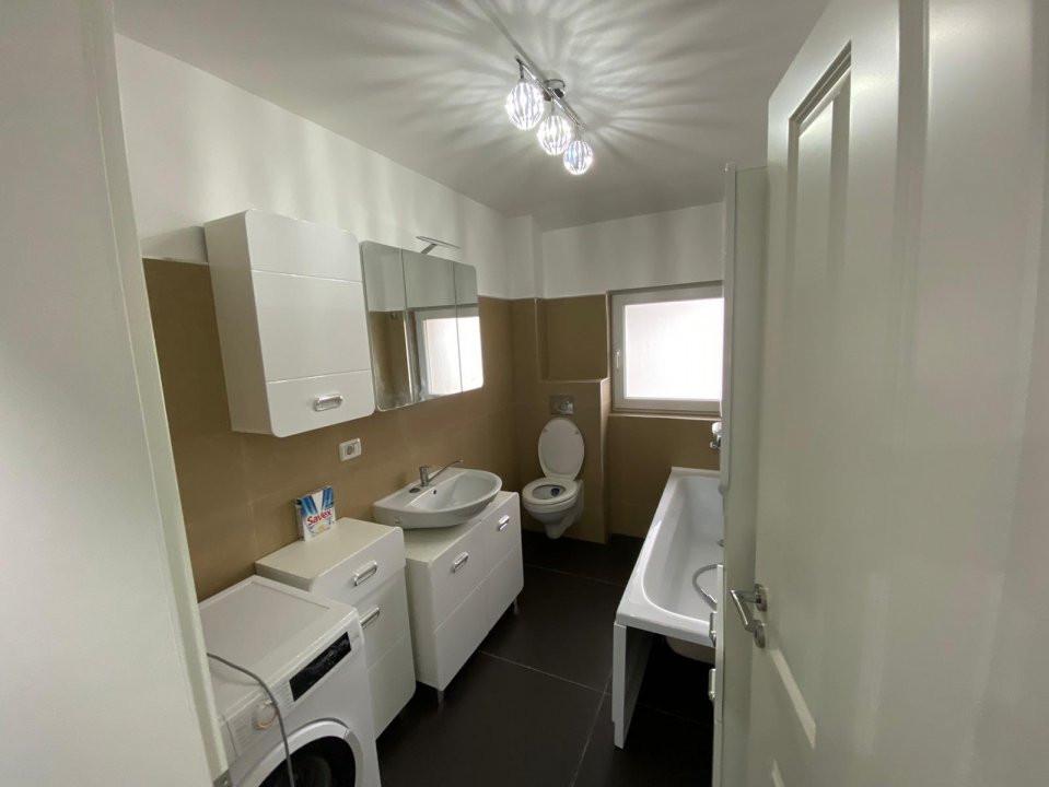 Apartament lux pe 2 nivele, cu 3 camere, prima inchiriere , zona Dumbravita 10