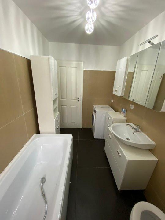 Apartament lux pe 2 nivele, cu 3 camere, prima inchiriere , zona Dumbravita 11
