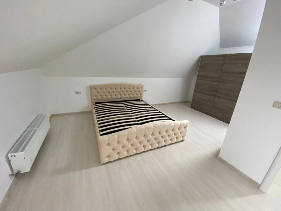 Apartament lux pe 2 nivele, cu 3 camere, prima inchiriere , zona Dumbravita 12