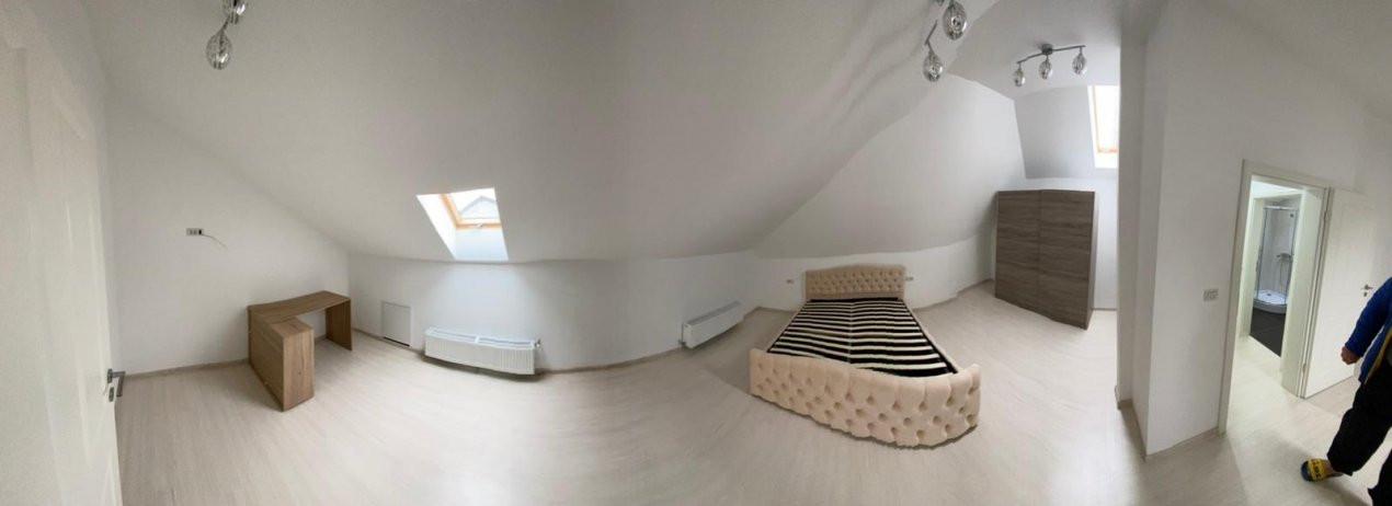 Apartament lux pe 2 nivele, cu 3 camere, prima inchiriere , zona Dumbravita 13