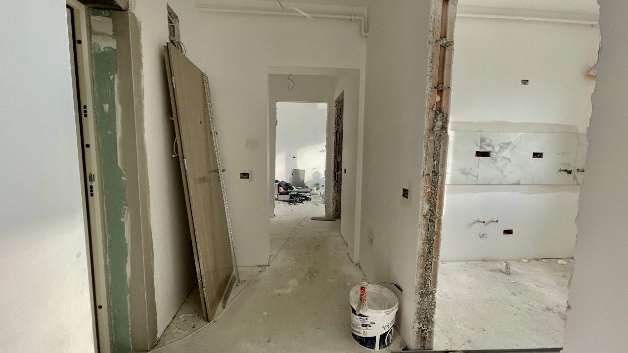 Direct dezvoltator | Apartament cu 3 camere | Penthouse - COMISION 0% 25