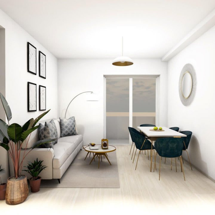 Apartament cu 3 camere | Penthouse | Giroc - V953 2