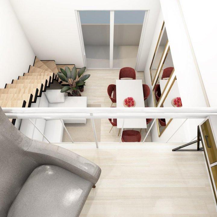 Apartament cu 3 camere | Penthouse | Giroc - V953 1