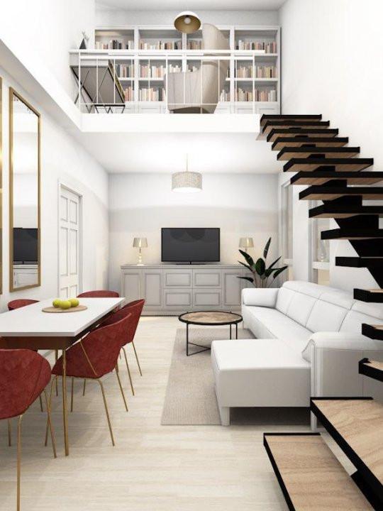Direct Dezvoltator   Apartament cu 3 camere   Penthouse - COMISION 0% 2