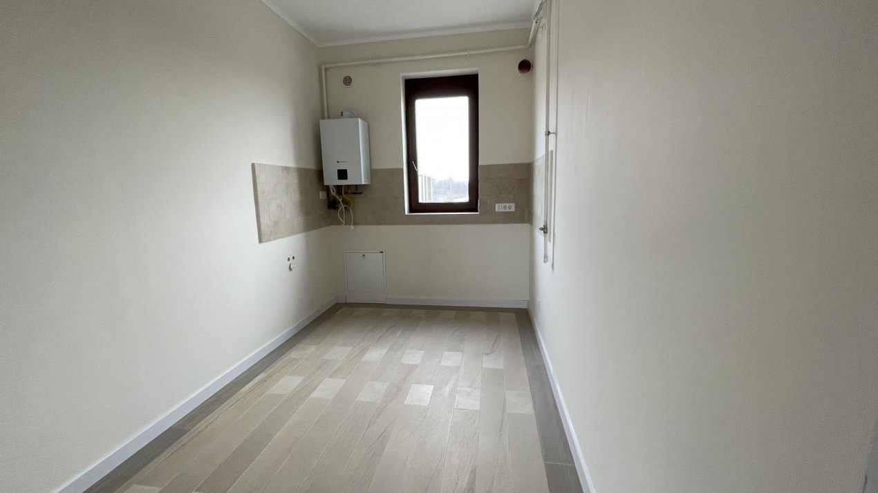 Apartament cu o camera | Finisaje de Lux | Arhitectura deosebita | Giroc 5