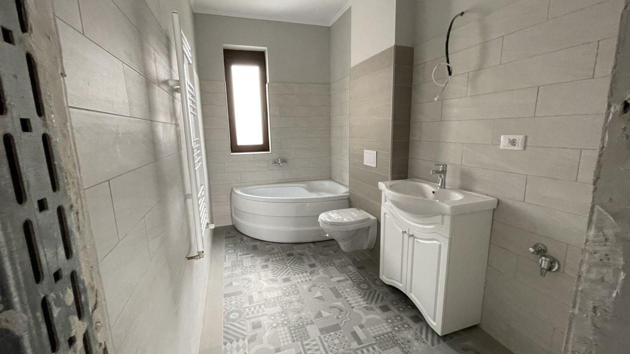 Apartament cu o camera | Finisaje de Lux | Arhitectura deosebita | Giroc 7