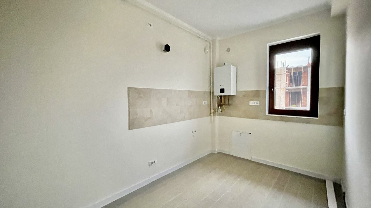 Apartament cu doua camere | Finisaje de Lux | Arhitectura deosebita | Giroc 3