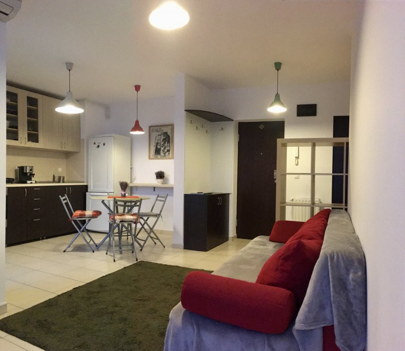 Apartament cu 2 camera, semidecomandat, de inchiriat, zona Aradului. 4